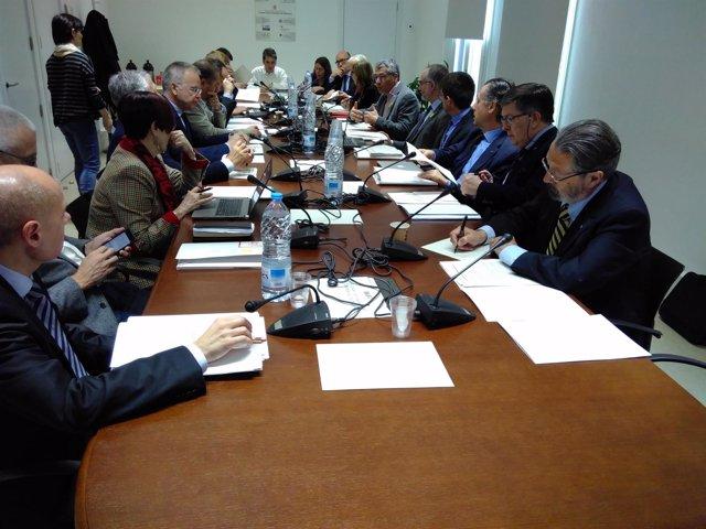 Junta del Consell Interuniversitari de Catalunya