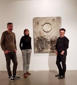 Exposición 'Intersección', de los artistas Alonso Márquez y Juan Carlos Callejas