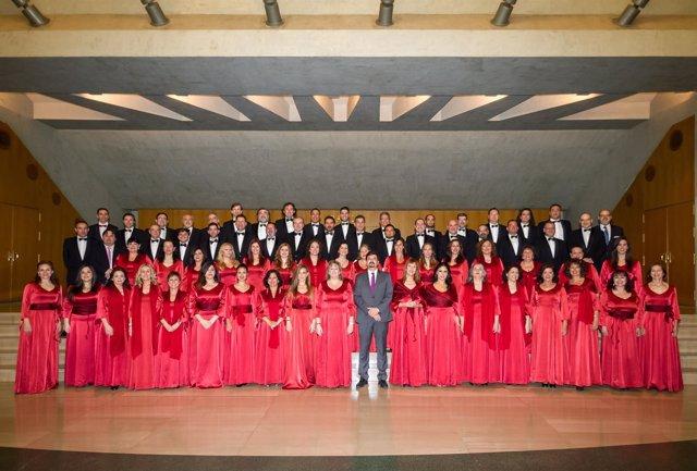 El Coro de la Asociación de Amigos del Maestranza ofrece concierto benéfico
