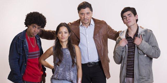 Carlos Bardem protagoniza Pickpockets
