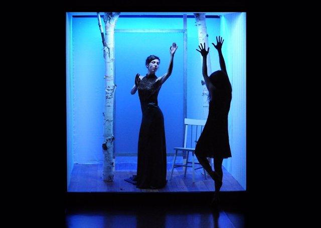 La fureur de ce que je pense/Teatro Español