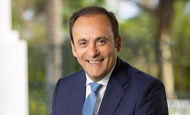 El presidente de Grupo Cofares, Eduardo Pastor