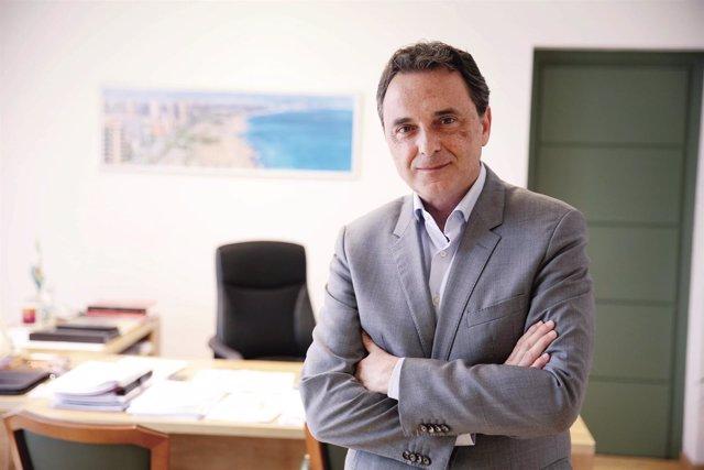 José Ortiz, alcalde de Torremolinos (PSOE)