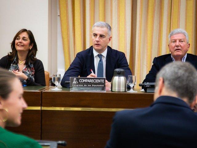 Ricardo Costa, ex secretario general del PP valenciano