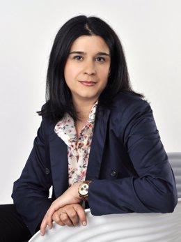 Olga Louzao, de Ciudadanos