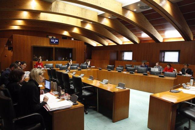 Comisión De Ciudadanía Y Derechos Sociales De Las Cortes De Aragón