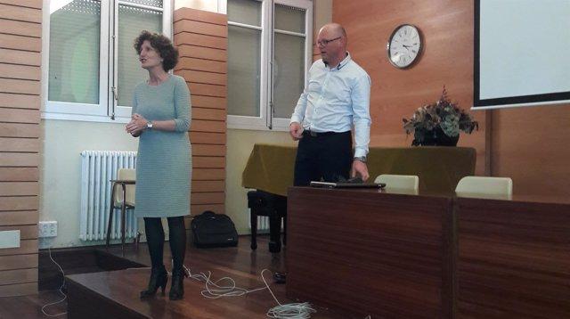 Inauguración del ciclo de conferencias para docentes de FP