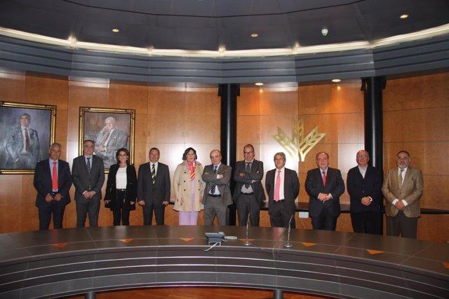 Antonio León Reelegido Por La Asamblea De Socios Para Los Proximos Cinco Años