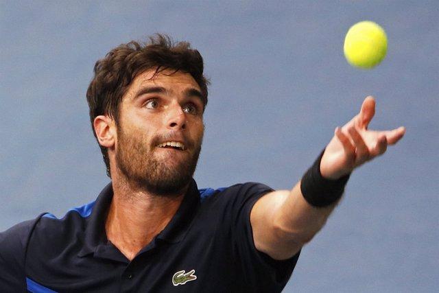 El tenista español Pablo Andújar