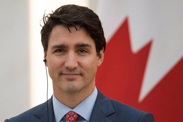 El primer minitro de Canadá, Justin Trudeau.