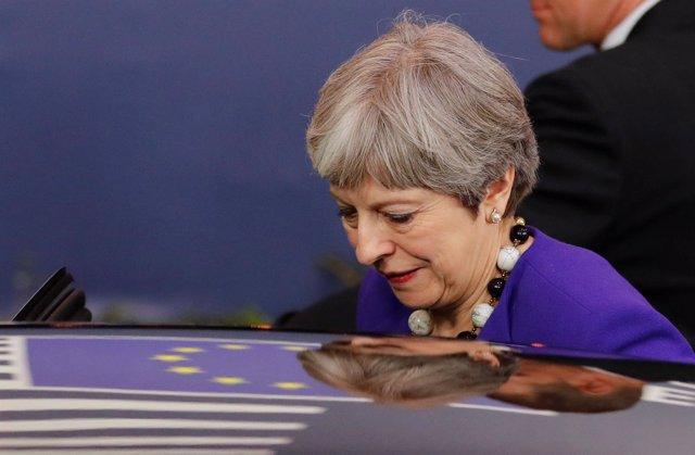 Theresa May, primera ministra de Reino Unido