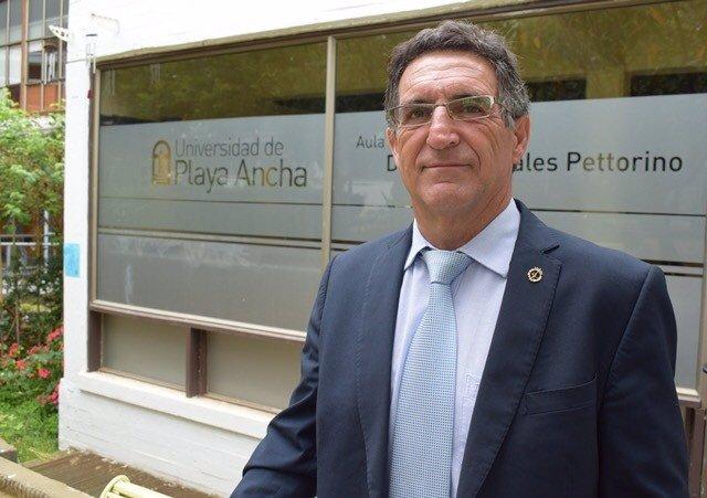 Vicepresidente Primjosé Palacios, Responsabel Para España De La Bandera Azul