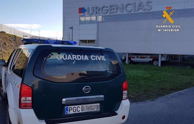 Rdo. Nota De Prensa Guardia Civil (Localizado Anciano 81 Años Desaparecido Esta