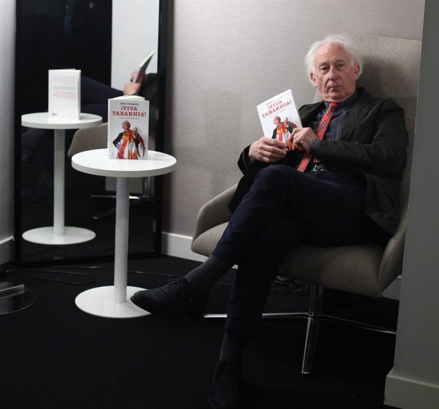 El dramaturgo Albert Boadella presenta su nuevo libro ¡Viva Tabarnia!