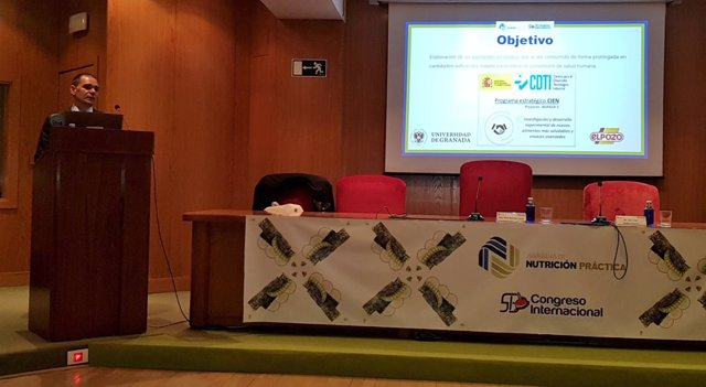 Rufián-Henares presenta el estudio de ElPozo y la Universidad de Granada
