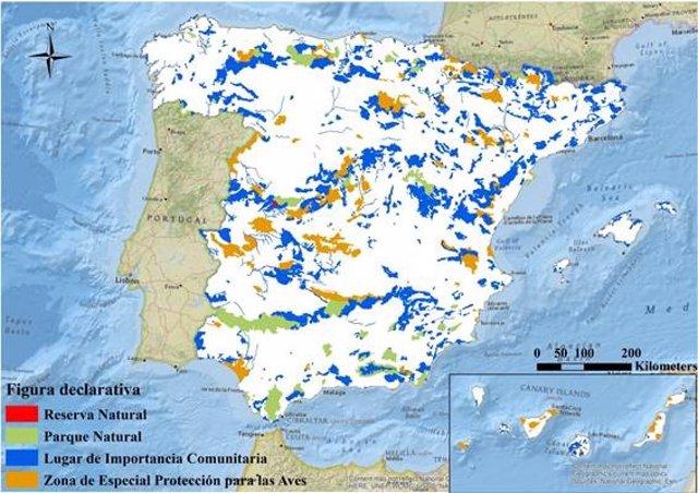 Las áreas protegidas, un instrumento eficaz contra la expansión urbanística