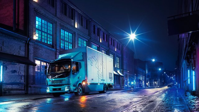 Volvo FL Electric