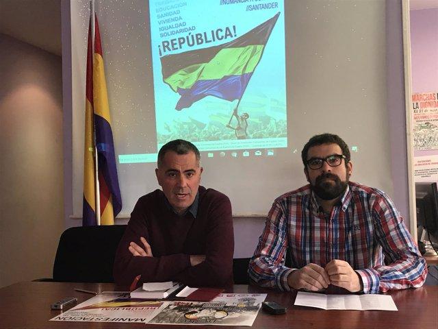 Presentación de los actos de homenajeb y recuerdo de la II República