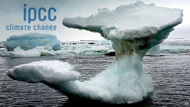 IPCC cambio climático