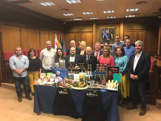 La marca gourmet 'Sabores Almería' estará por primera vez en 'Alimentaria'.