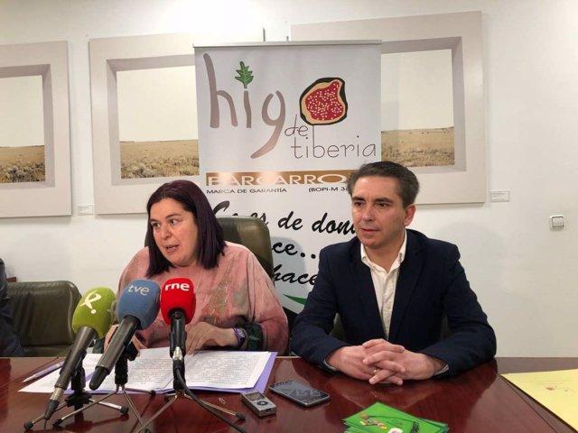 Presentación marca Higo de Tiberia