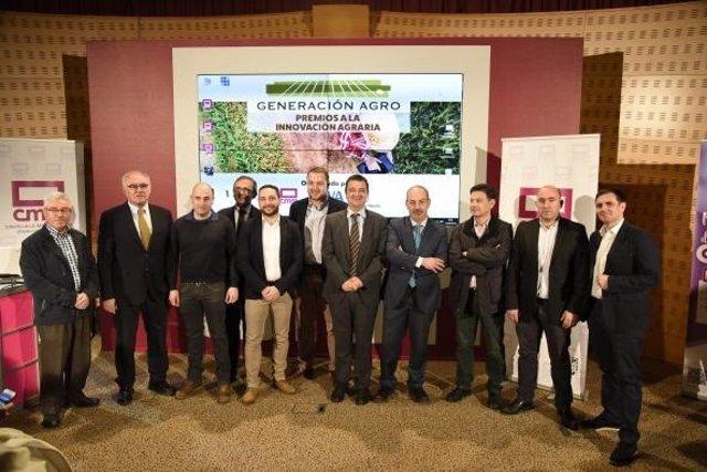 Entrega de premios 'Generación Agro'