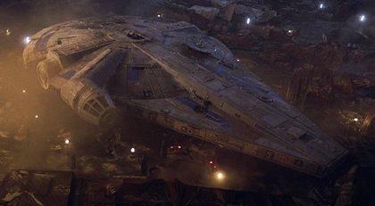 Lego lanza su versión del Halcón Milenario de Han Solo: Una historia de Star Wars