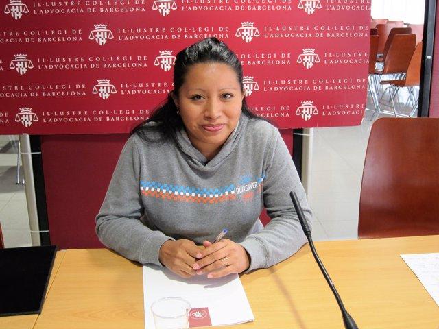 Teodora del Carmen Vásquez, salvadorenca condemnada per avortament