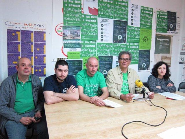 Plataforma por la Escuela Pública de La Rioja