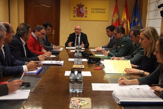 Valladolid.- Gómez Iglesias preside la reunión en Valladolid