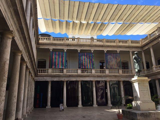 Exposición 'El juego del color' de Rafael Armengol