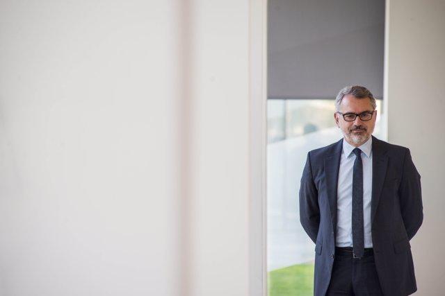 Marc Puig, presidente Puig