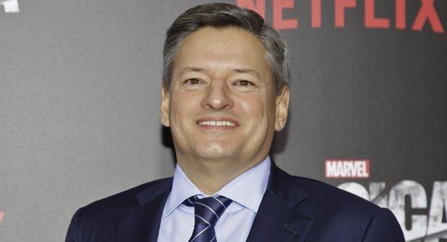Ted Sarandos, directivo de Netflix