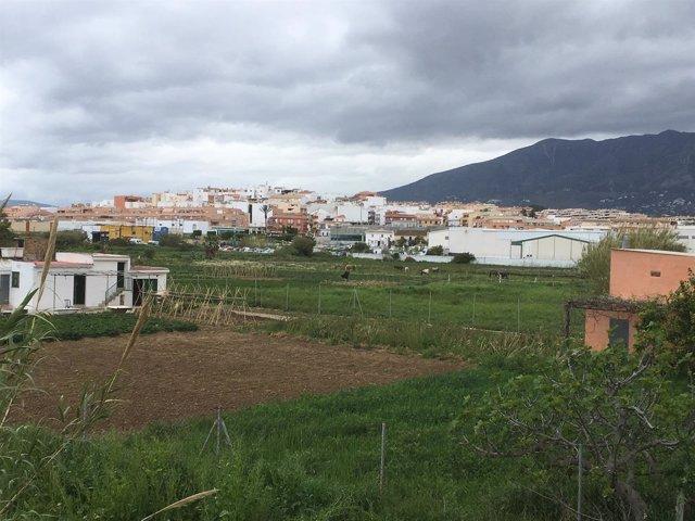 Terrenos residencia pública de mayores Las Lagunas Mijas