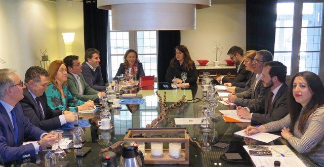 Reunión Entre El Partido Popular Y Ciudadanos