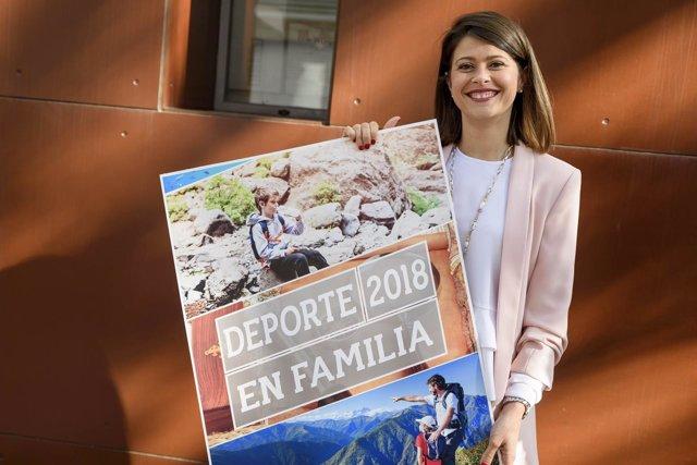 El Programa 'Deporte en Familia 2018' incluye siete actividades distintas.