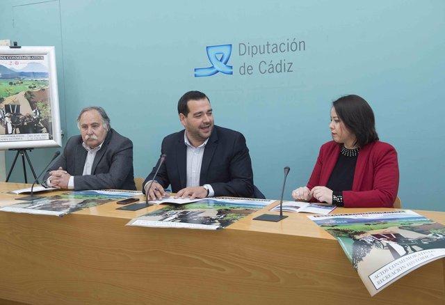 Presentación semana conmemorativa de Prado del Rey