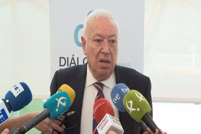 Ex ministro José Manuel García Margallo