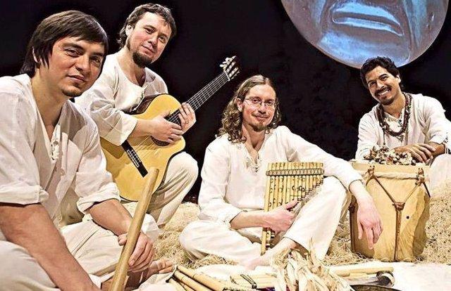 Sakapatú. Un viaje por la música andina
