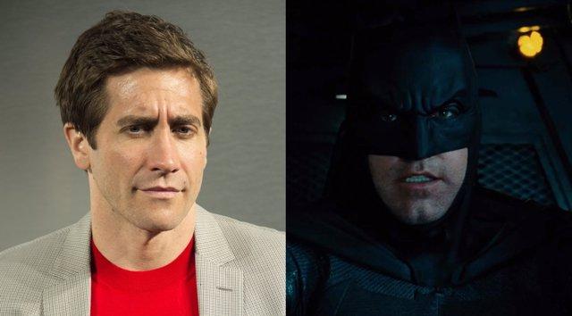 Jake Gyllenghall Batman