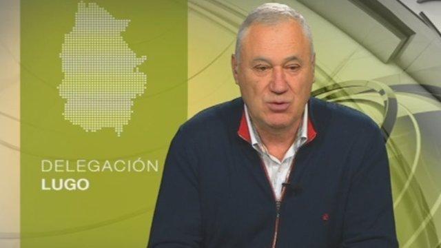 Manuel Martinez en la TVG