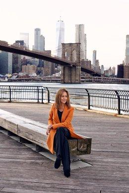 María Dueñas en Nueva York