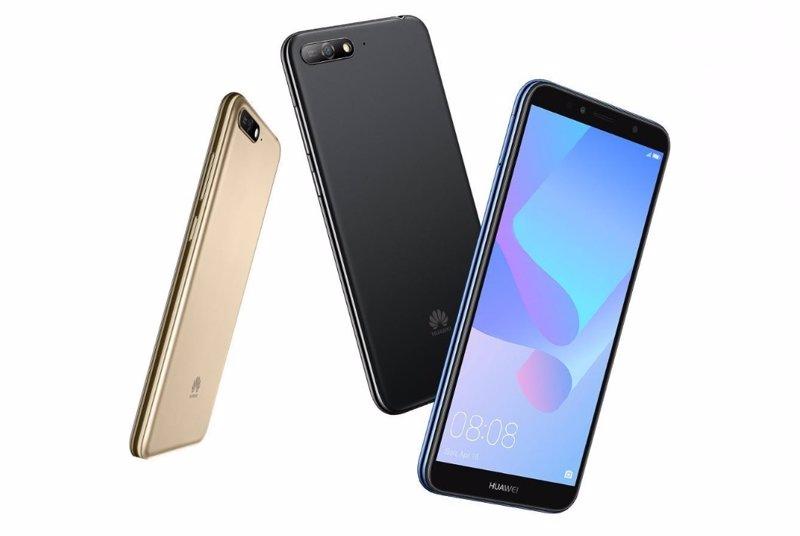 f0db0e6662101 Huawei presenta el Huawei Y6 2018