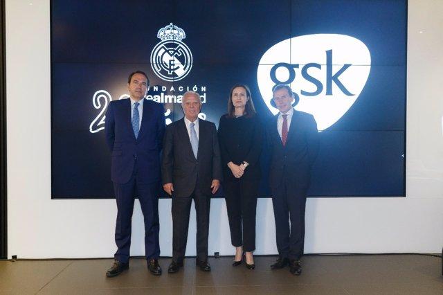 GSK y Fundación Real Madrid