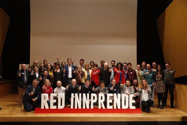 Inauguración RED Innprende