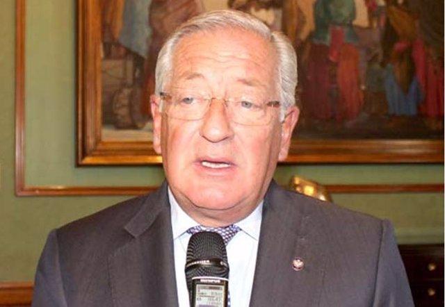 Gobernador de Jujuy, Argentina,  Eduardo Fellner