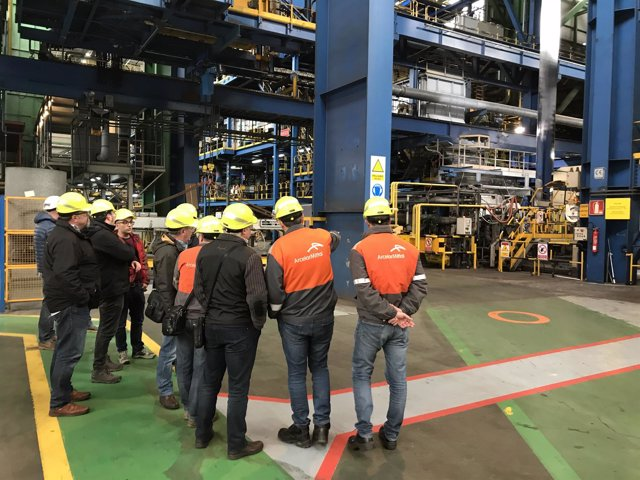 Sindicatos en ArcelorMittal