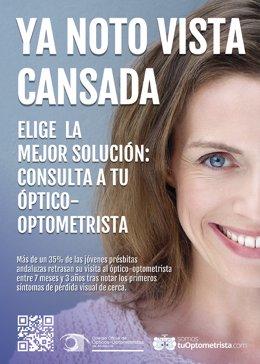 Imagen de la campaña del Cooa