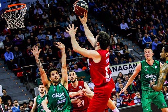 Zaragoza y Joventut en la Liga Endesa