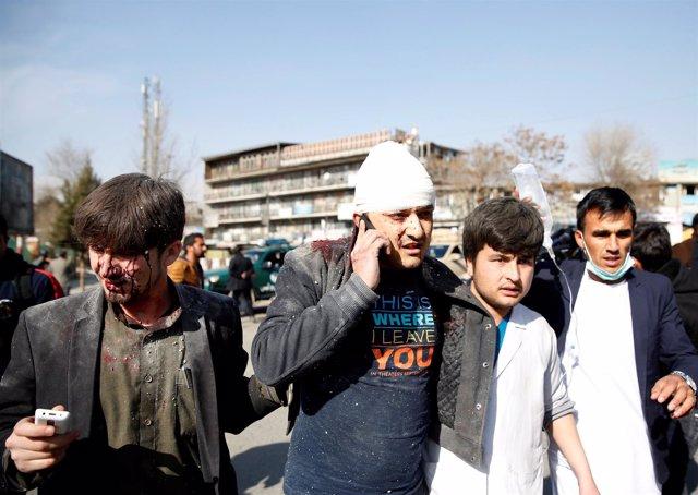 Atentado en Kabul, Afganistán